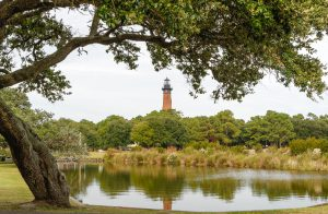 Outer Banks islands