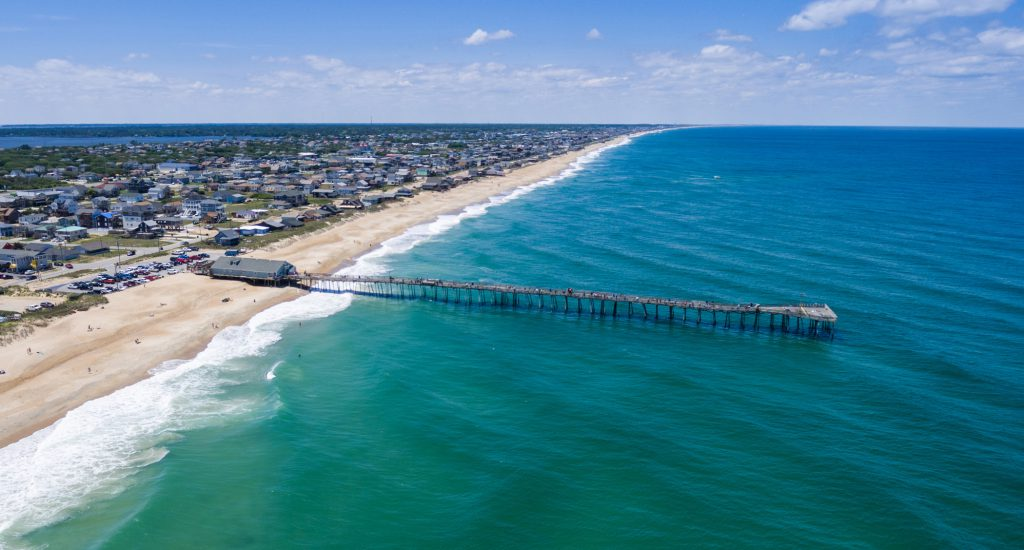 Piers on the Outer Banks - Outer Banks Blue's Blog