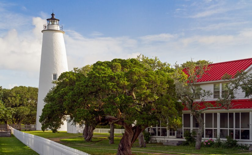 Ocracoke Lighthouse tour