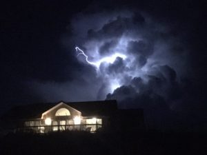 Mike's storm