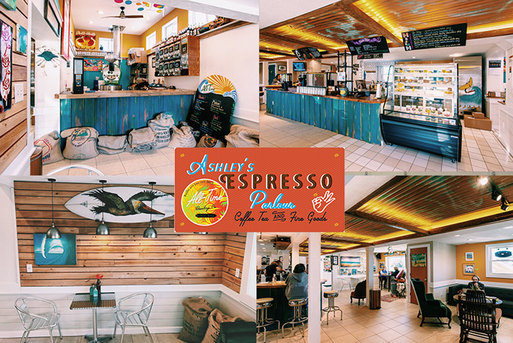 Ashley's Espresso Parlor Outer Banks Coffee Shops