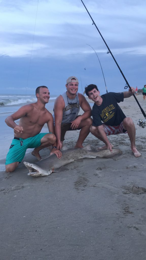 Shark Week Memory Monday 7 29 19 Outer Banks Blue S Blog