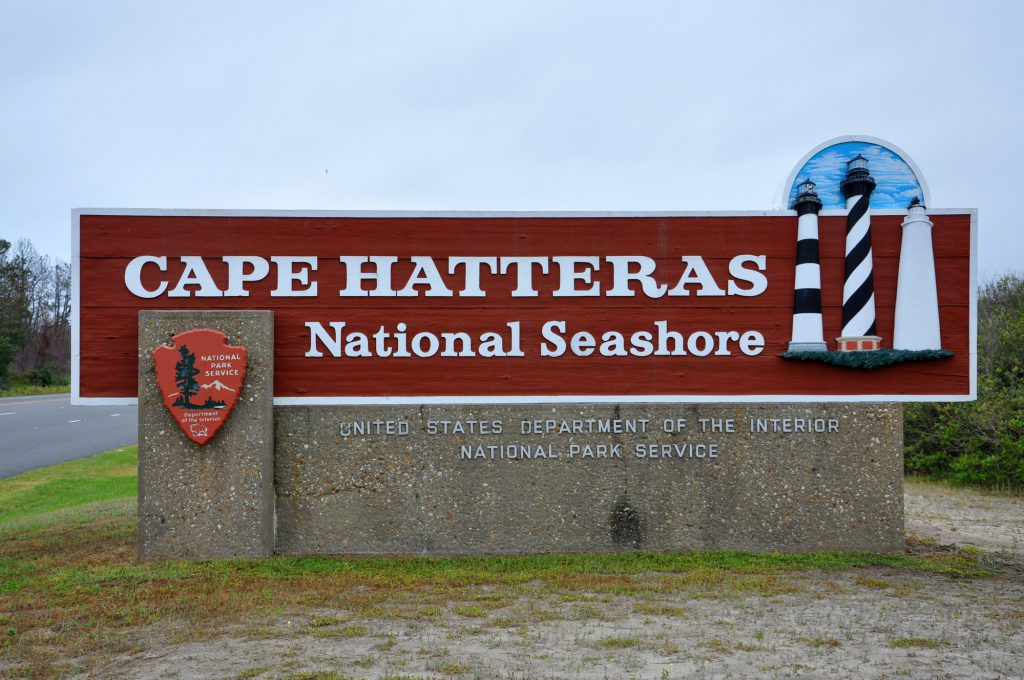Cape Hatteras and Hatteras Island