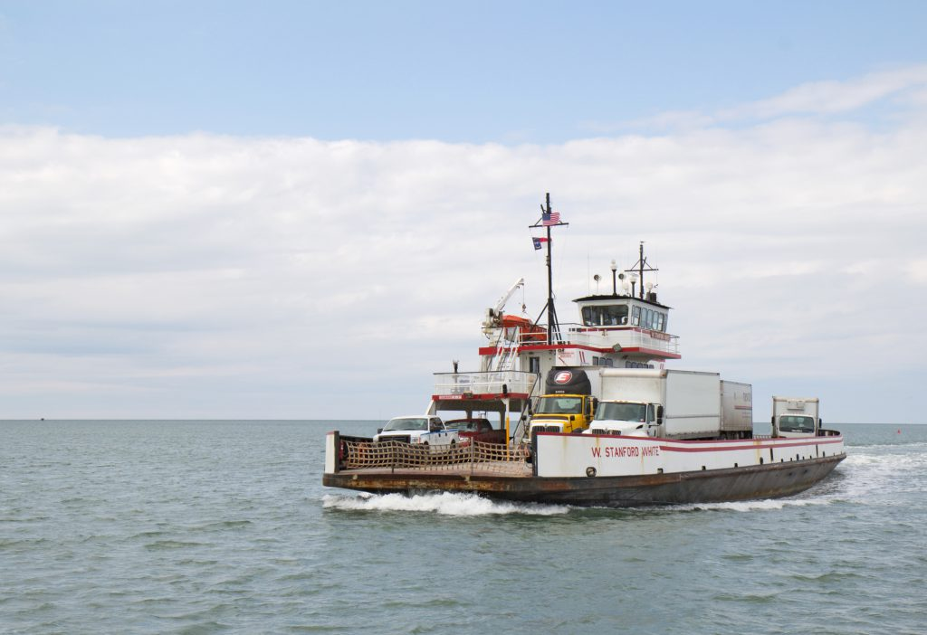 Take the Ferry to Explore Ocracoke Island in the NC Outer Banks
